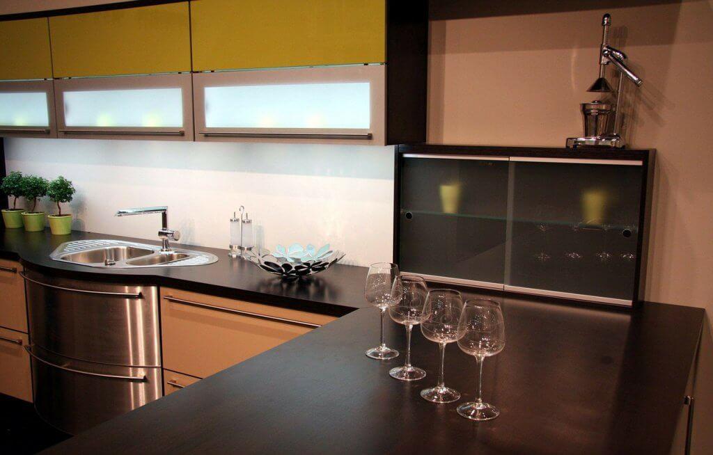 Exclusieve design keuken