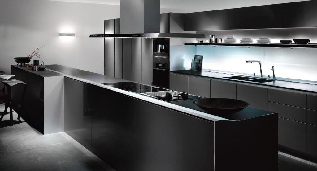 LUZO keukenatelier verlichting