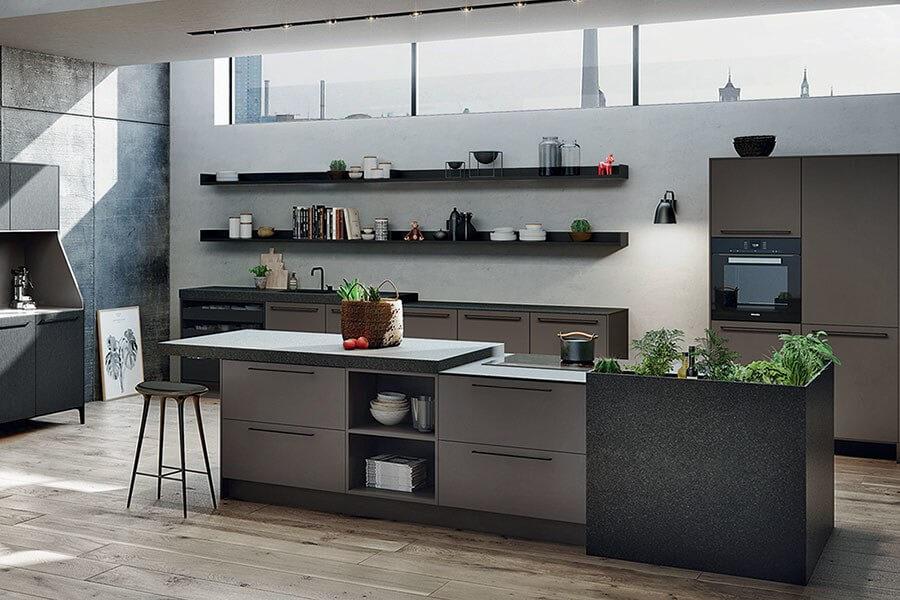 LUZO moderne keuken