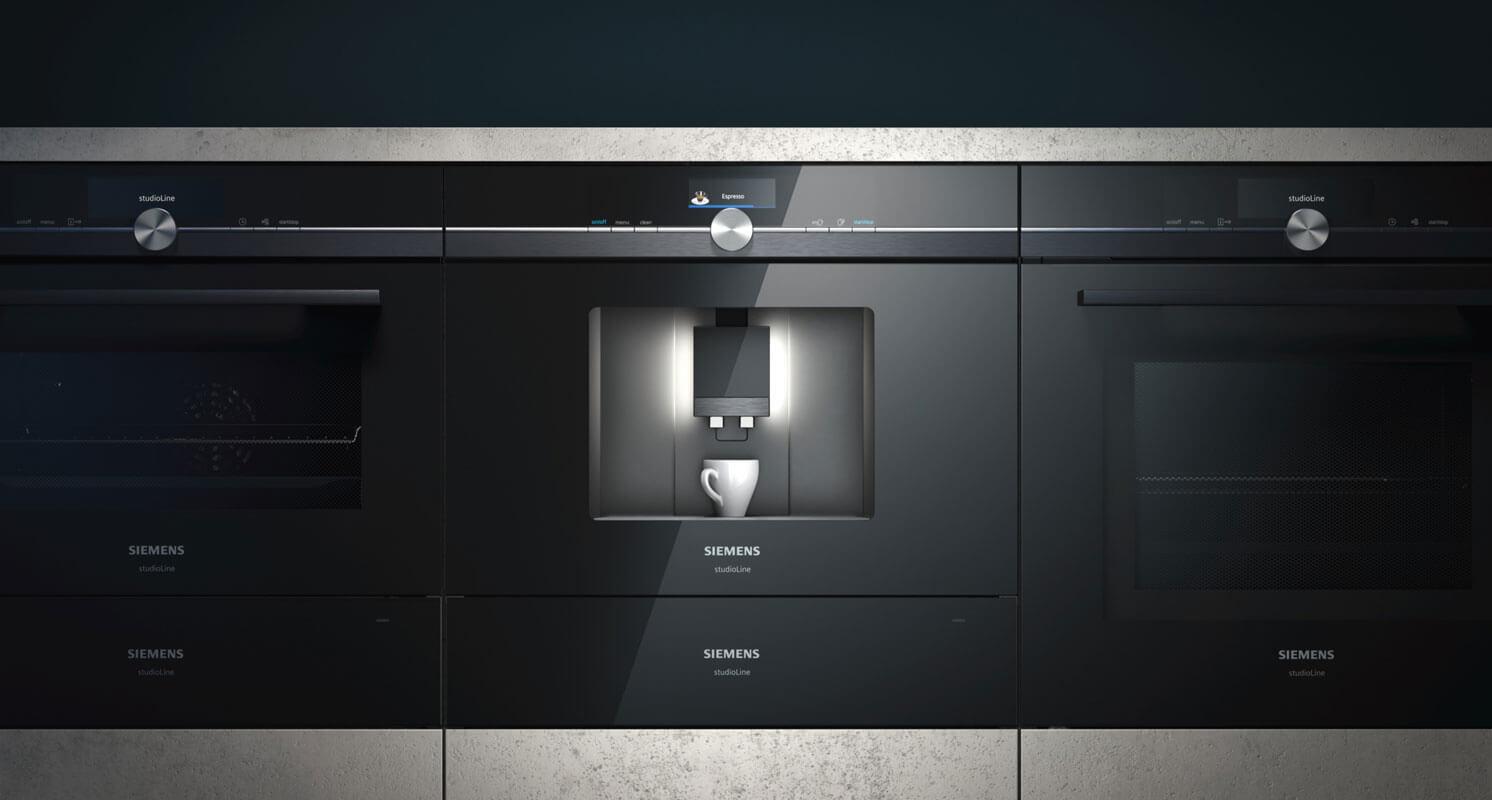 Siemens studioLine Ovens